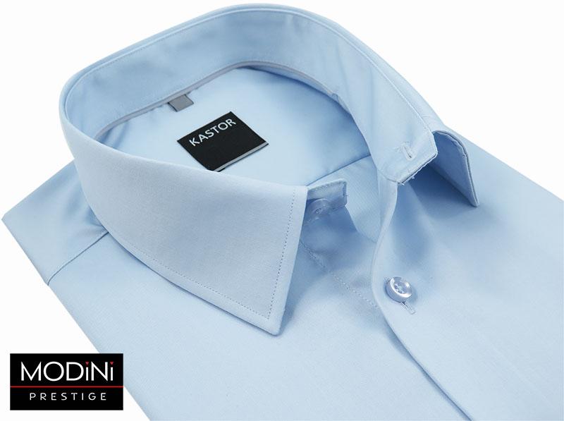 Błękitna koszula męska K31