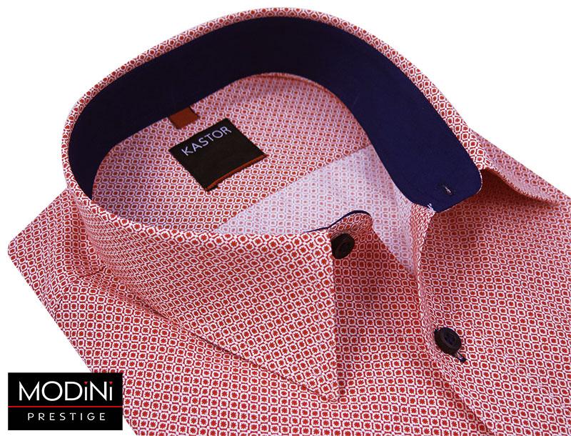 Koszula męska w unikatowy wzór K34