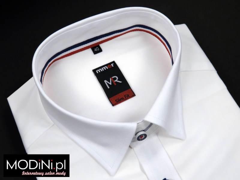 Biała koszula Mmer