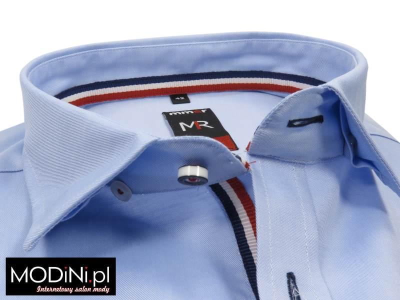 Błękitna koszula Mmer