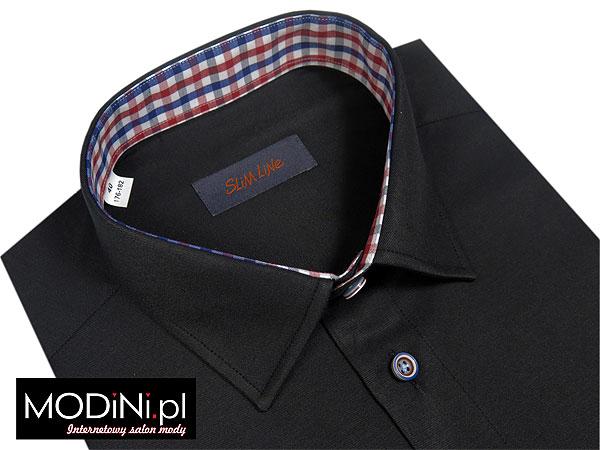 Czarna koszula