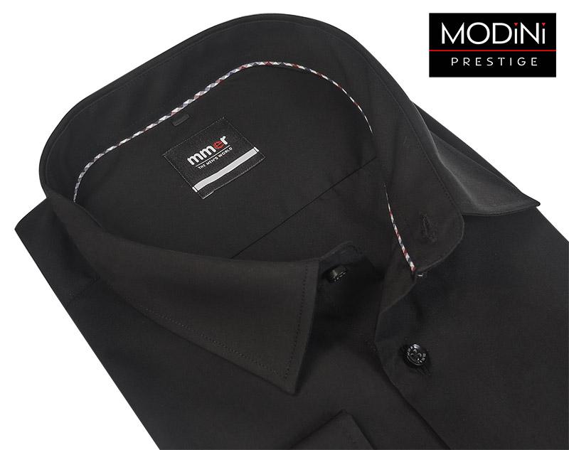 czarna koszula meska