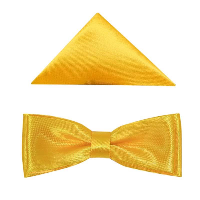 Żółta mucha dziecięca D07