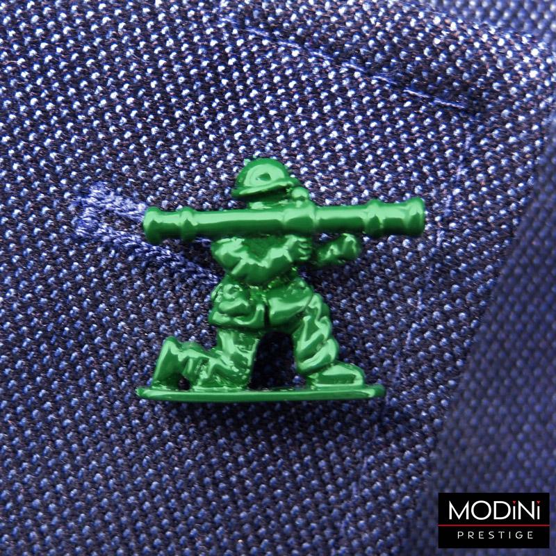 wpinka do butonierki - żołnierz
