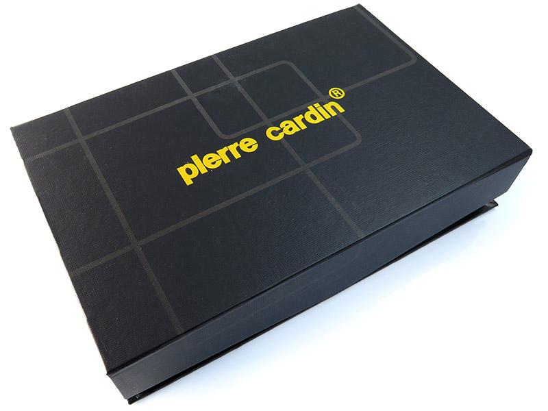 Skórzany portfel damski Pierre Cardin PFD11