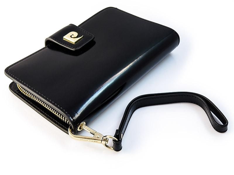 Skórzany portfel damski Pierre Cardin PFD12