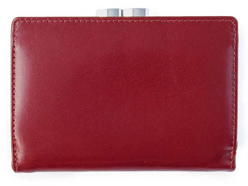 Skórzany damski portfel Pierre Cardin PFD3