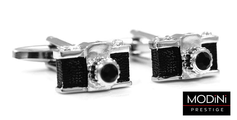 Spinki do mankietów - aparaty fotograficzne U83