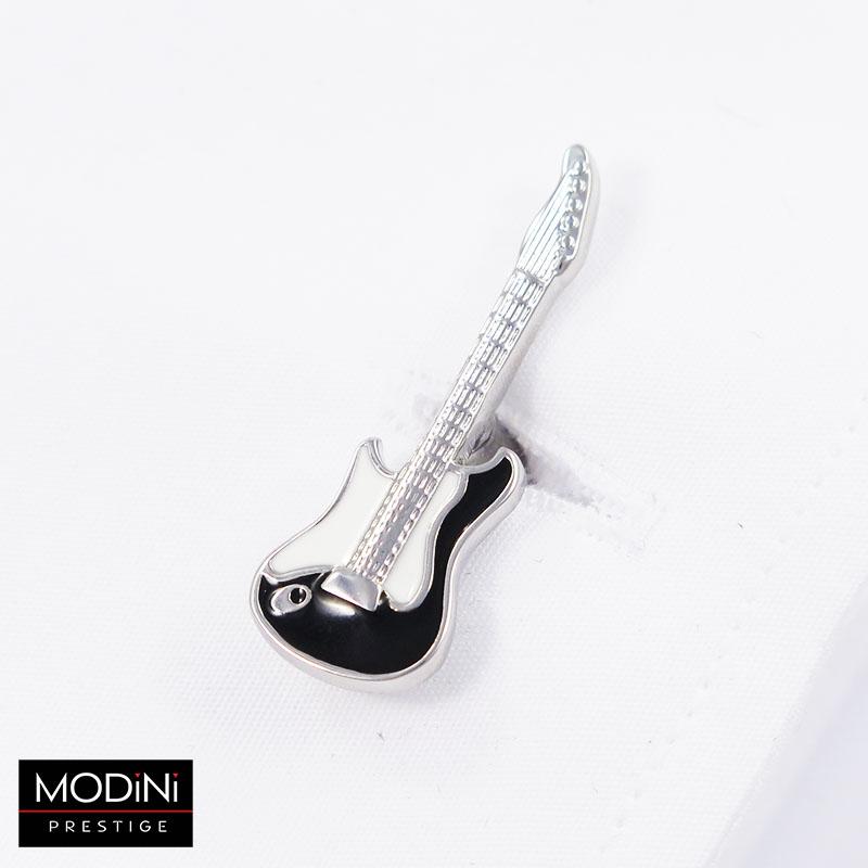 Spinki do mankietów - gitary elektryczne