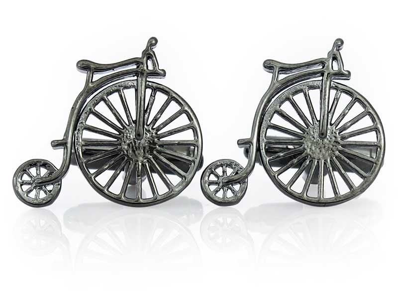 Spinki do mankietów rowery - bicykle A218