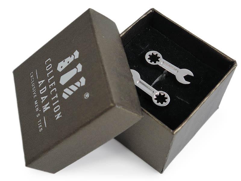 Spinki do mankietów - klucz A184