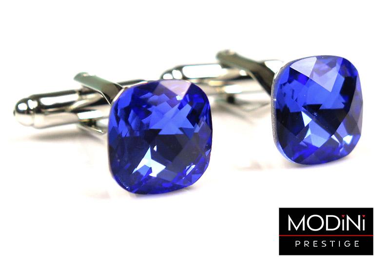 Niebieskie kryształy