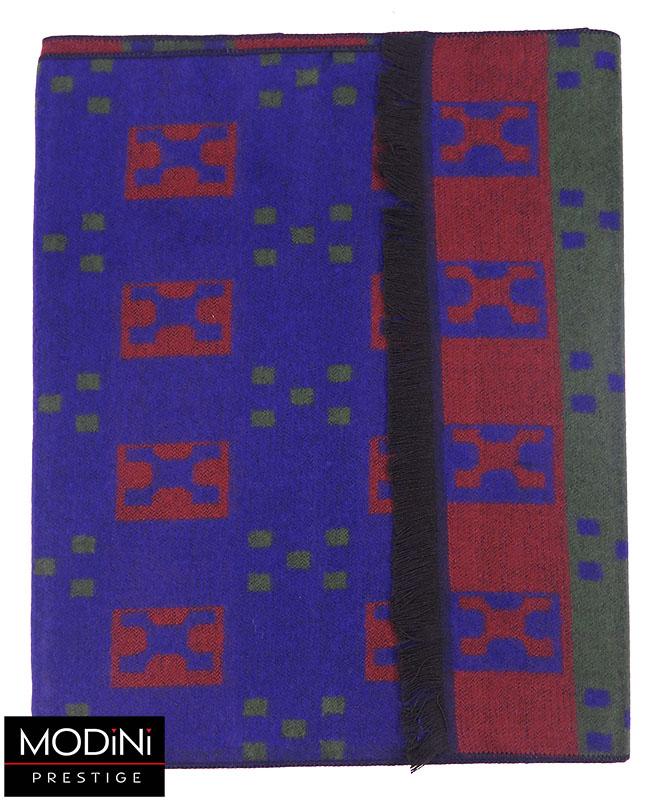 Kolorowy szal męski I29