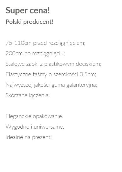 Szelki - opis