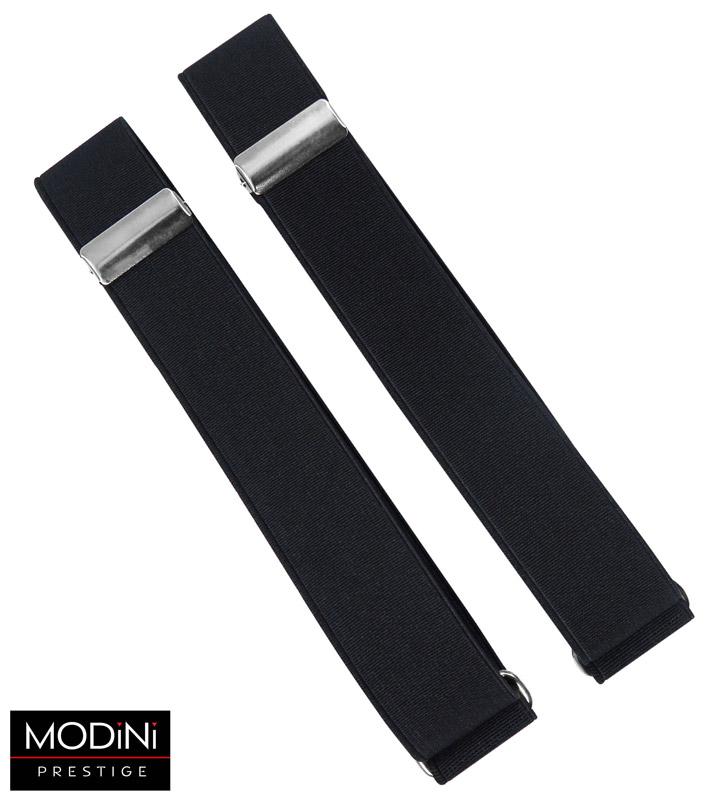 czarne opaski do rękawów koszuli